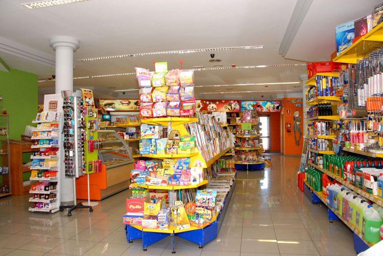 Gasolinera Tgas Tacoronte - Tienda