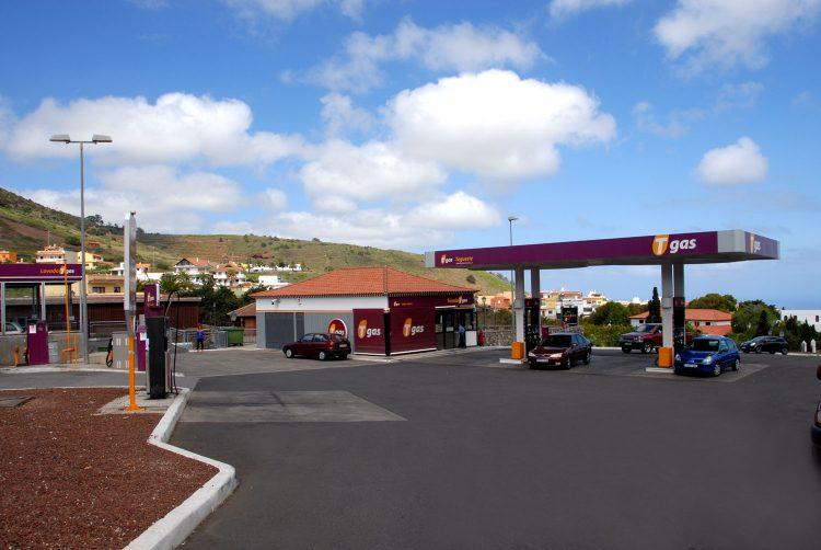 Gasolinera Tgas Tegueste
