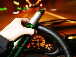 Si bebes alcohol no conduzcas