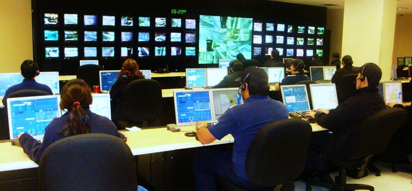 Centro de Gestión de Llamadas de Emergencias 112
