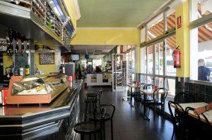 Bar Estación de servicio Tgas Los Baldíos