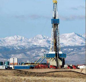 Extracción mediante fracturación hidráulica