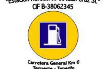 Logo gasolinera Tegueste