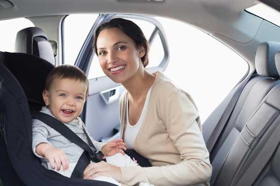Sistemas de Retención Infantil (SRI)
