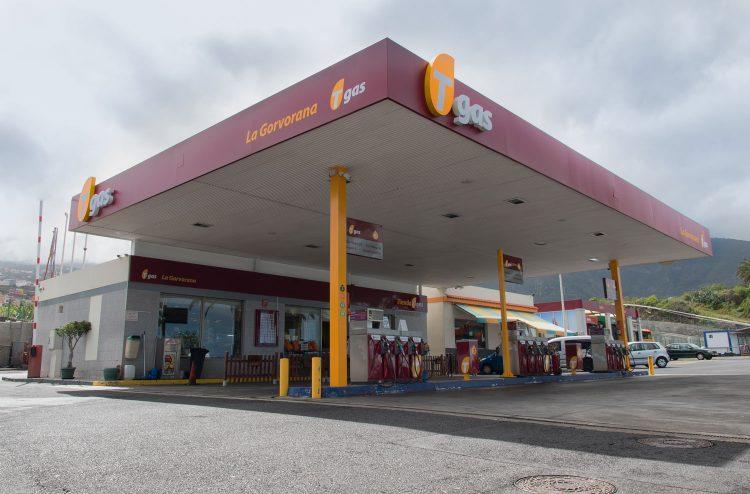 Gasolinera Tgas La Gorvorana