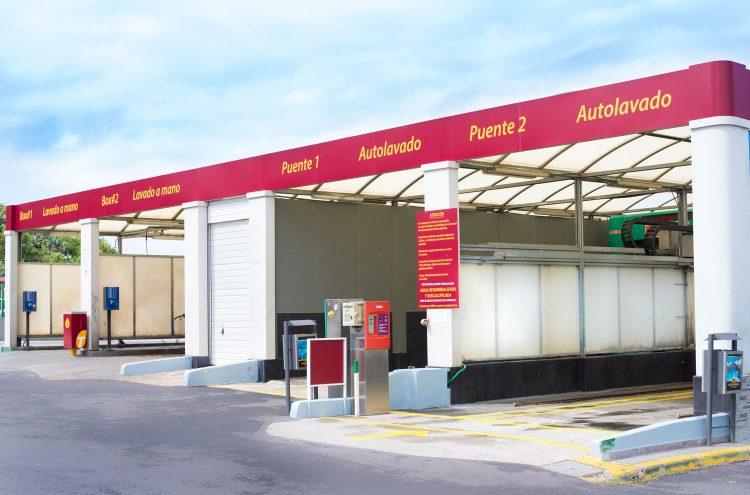 Autolavado Gasolinera Tgas La Gorvorana