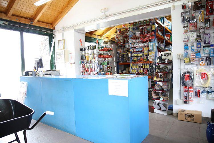Ferretería en Gasolinera Tgas Garafía