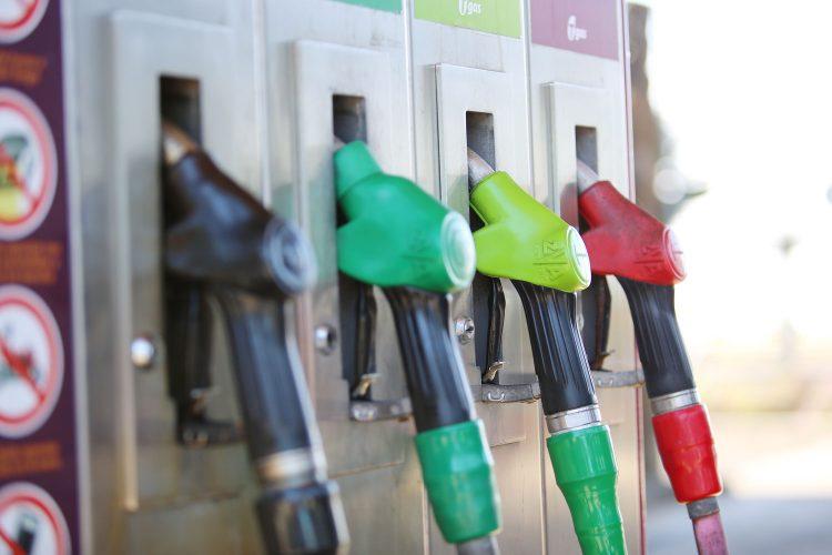 Surtidor Gasolinera Tgas