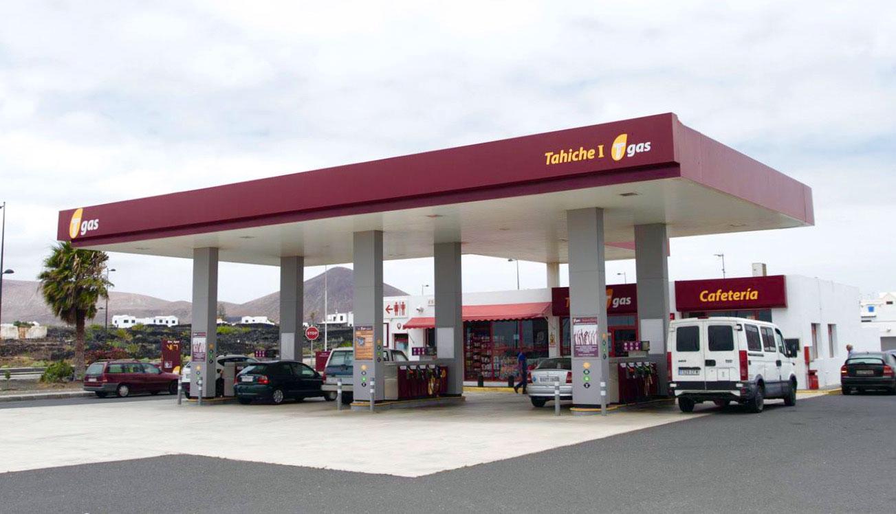 Gasolinera Tgas Tahiche I