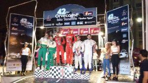 Clasificación final Rallye