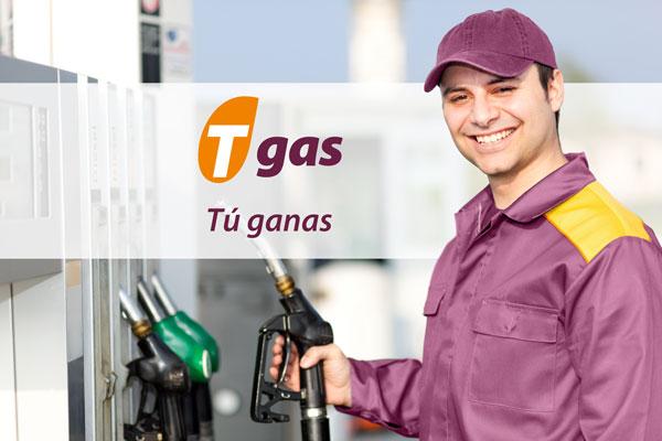 Gasolineras TGAS