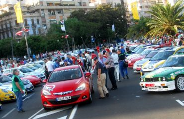 Orvecame Rally en Tenerife