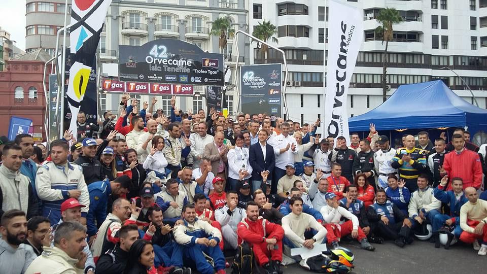 Rallye Orvecame 2016