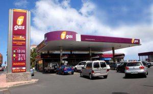 Gasolinera Tgas