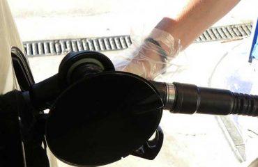 Personal en gasolinera