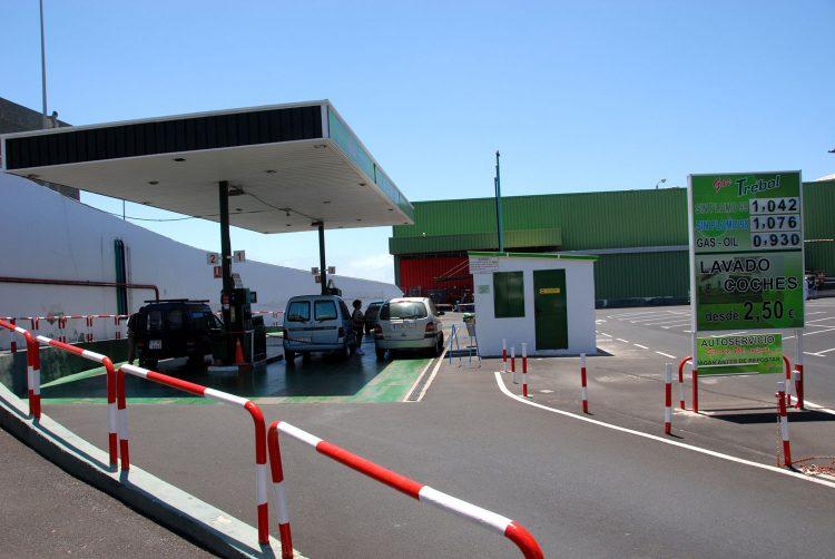 Gasolinera Tgas Tu Trébol Santa Cruz