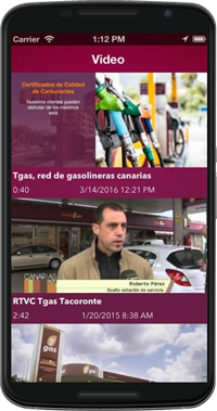 App Tgas Android