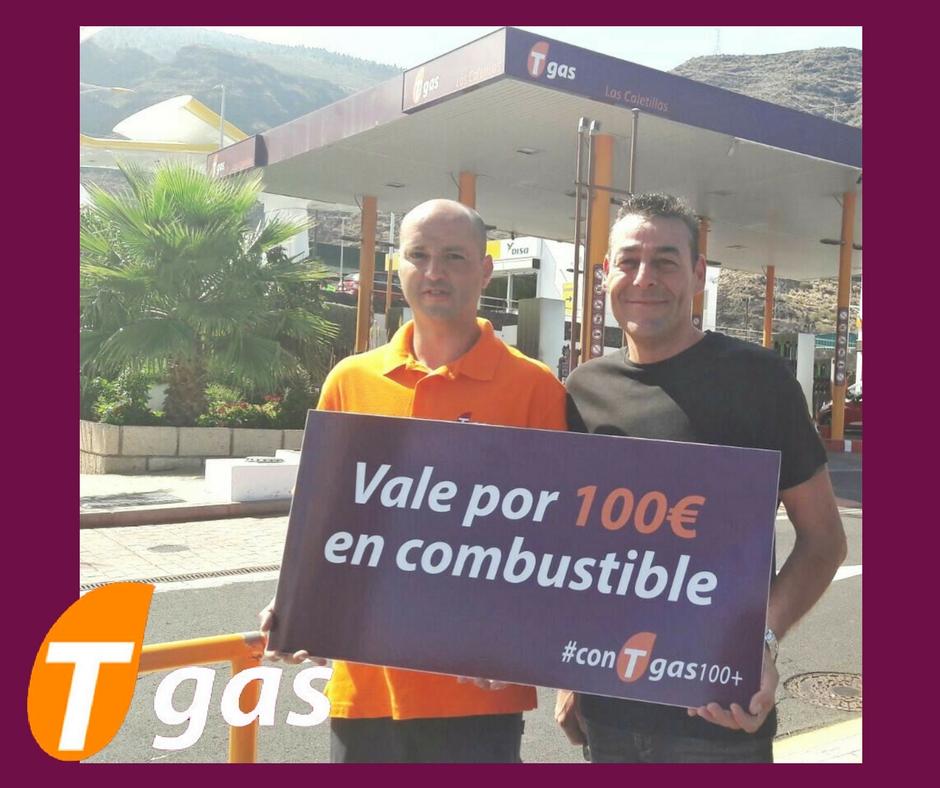 Ganador #conTgas100+