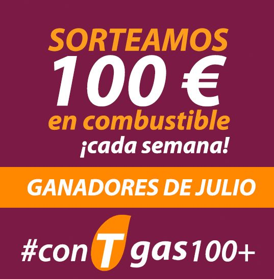 GANADORES SORTEO JULIO