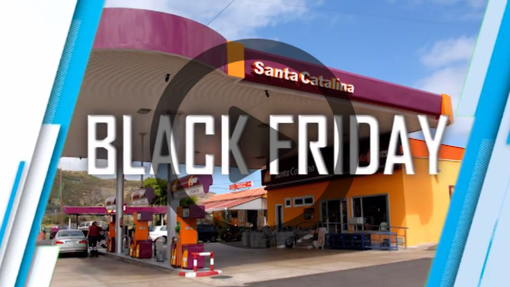 Tgas Santa Catalina Black Friday